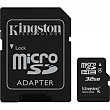 microSDHC 32GB Kingston G2 Class 10 w / a (EU Blister)