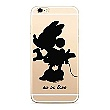 Disney Minnie 002 Back Cover Transparent pro Huawei Y6 Prime 2018