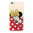 Disney Minnie 015 Back Cover Transparent pro Huawei Y5 2018