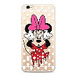 Disney Minnie 016 Back Cover Transparent pro Huawei Y7 Prime 2018