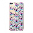Disney Minnie 023 Glitter Back Cover Silver pro iPhone 6 / 6S