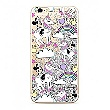 Disney Minnie 037 Glitter Back Cover Silver pro iPhone 7 / 8