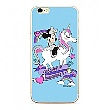 Disney Minnie 035 Back Cover Blue pro iPhone 5 / 5S / SE