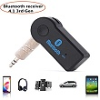 Tactical Bluetooth Receiver Jack 3,5 mm Black